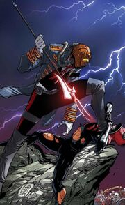Karn (Earth-001) from Superior Spider-Man Vol 1 33 (cover).jpg