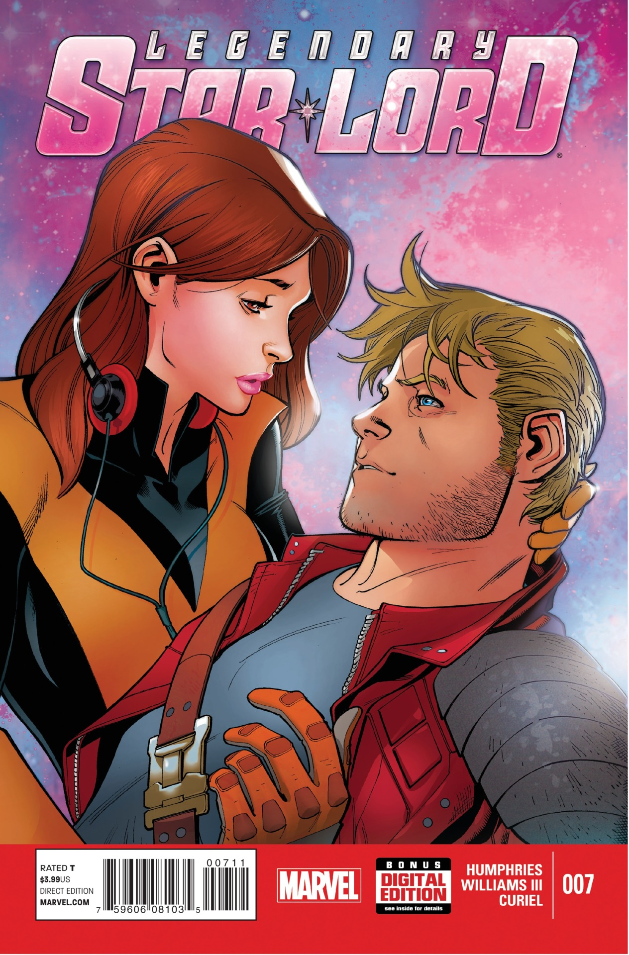 Legendary Star-Lord Vol 1 7