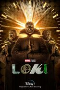 Loki (TV series) poster 009