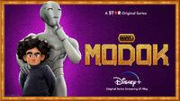 Marvel's M.O.D.O.K. banner 004