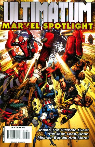 Marvel Spotlight: Ultimatum Vol 1 1