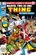 Marvel Two-In-One Vol 1 74