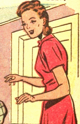 Mary Smith (Danny's Mother) (Earth-616)