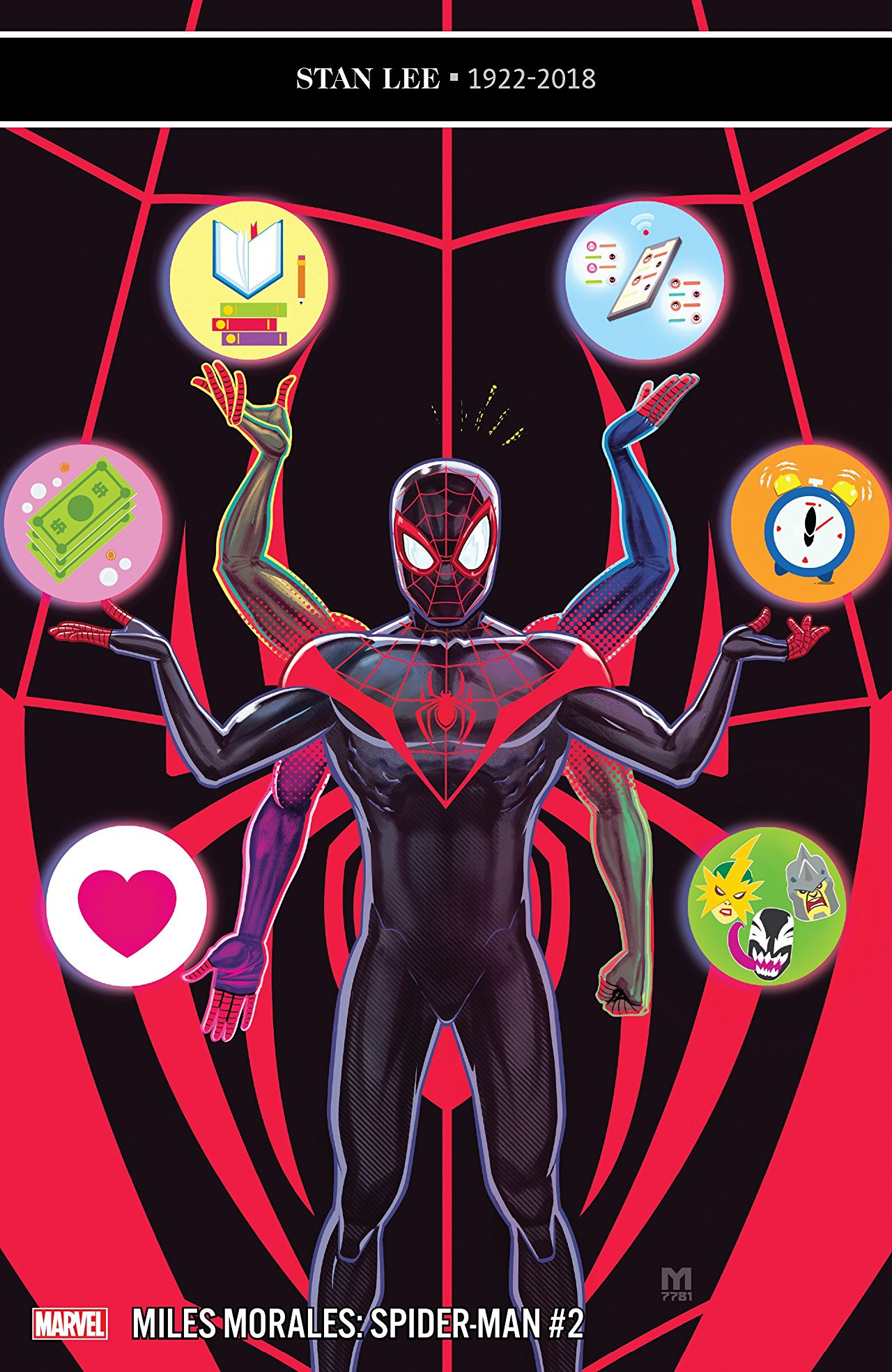 Miles Morales: Spider-Man Vol 1 2