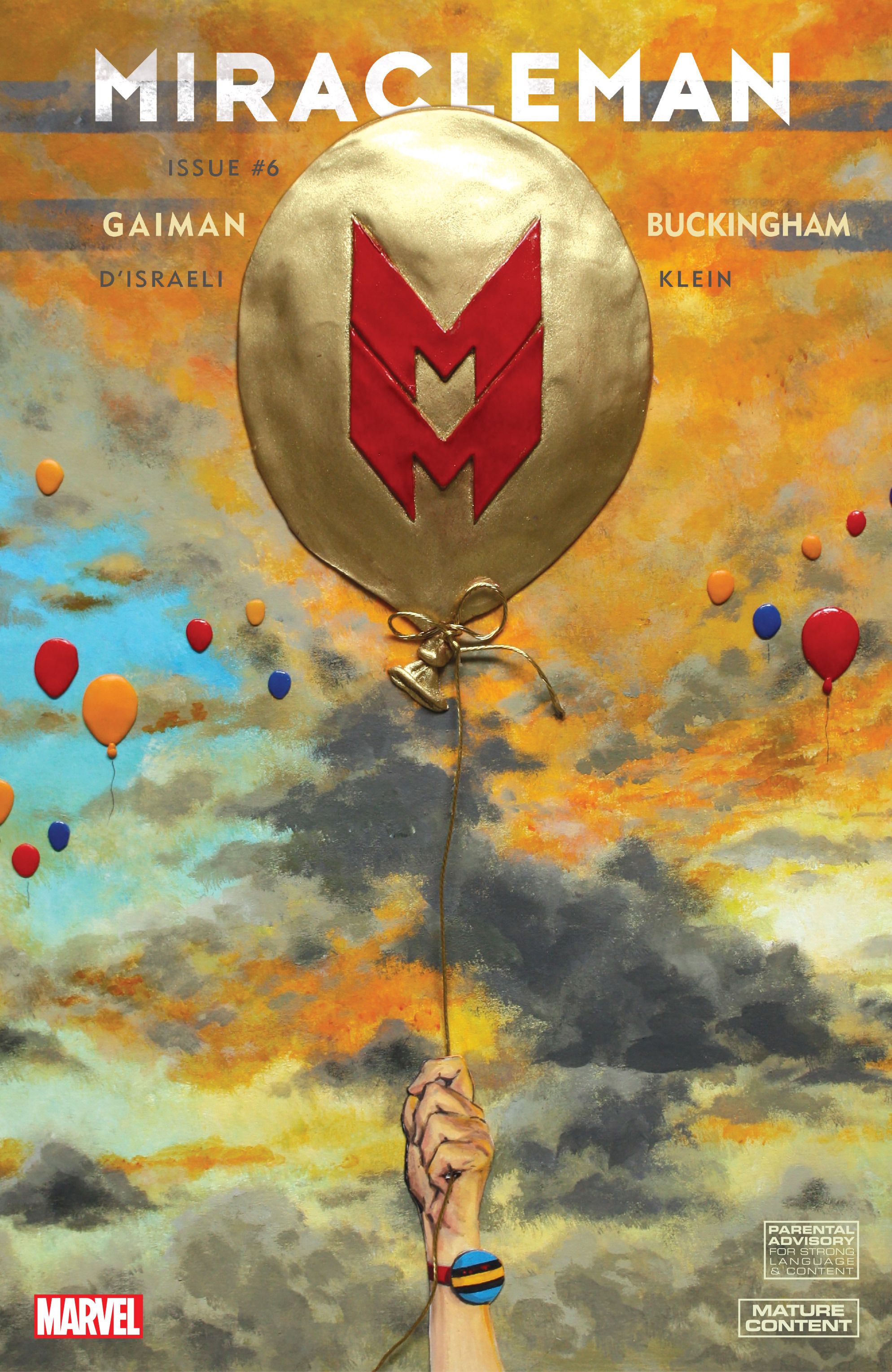 Miracleman by Gaiman & Buckingham Vol 1 6