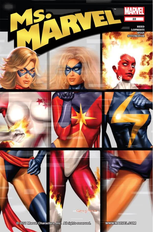 Ms. Marvel Vol 2 22