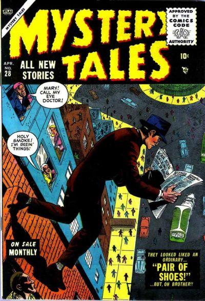 Mystery Tales Vol 1 28