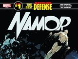 Namor: The Best Defense Vol 1 1