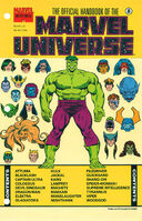Official Handbook of the Marvel Universe Master Edition Vol 1 8