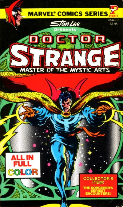 Pocket Book Series: Doctor Strange: Master of the Mystic Arts Vol 1 1