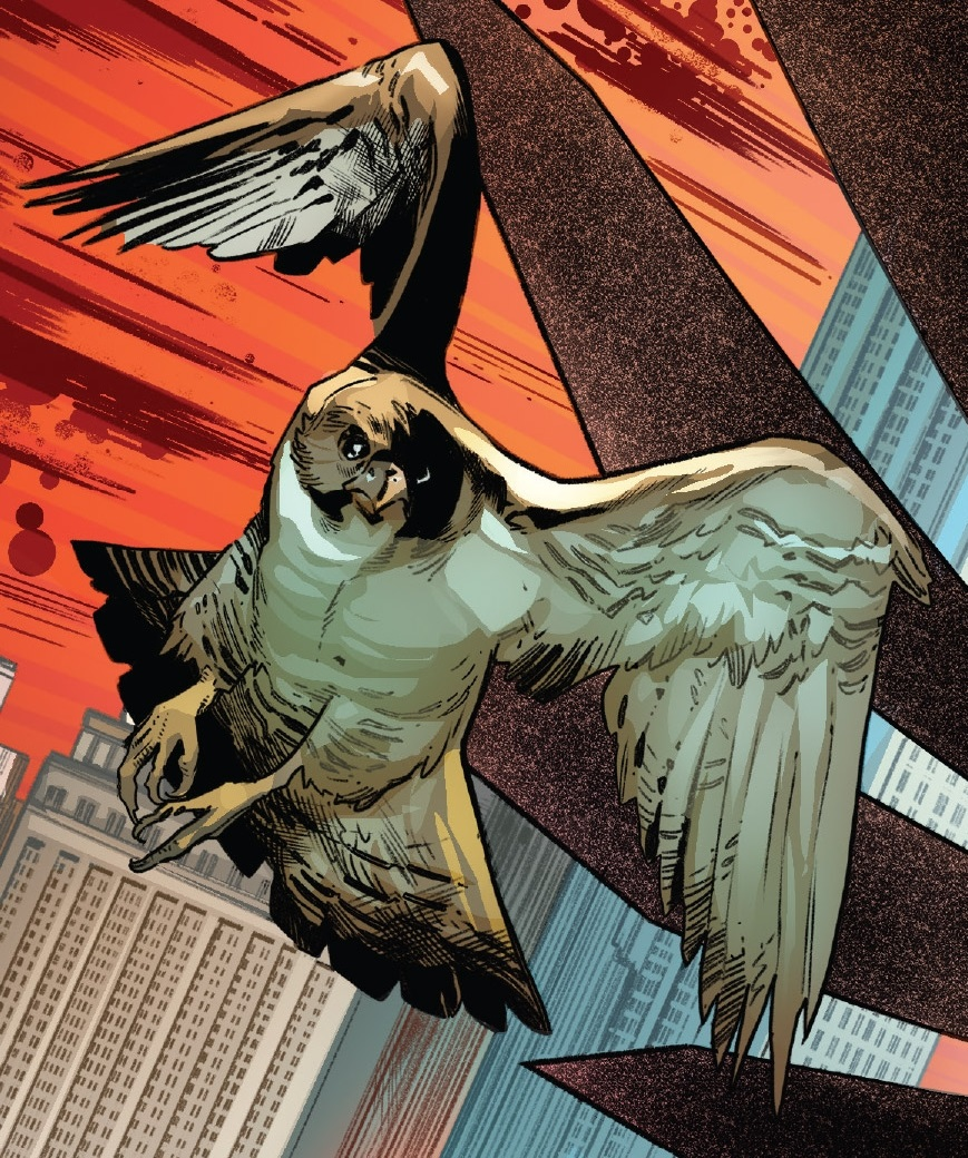 Redwing (Earth-616)