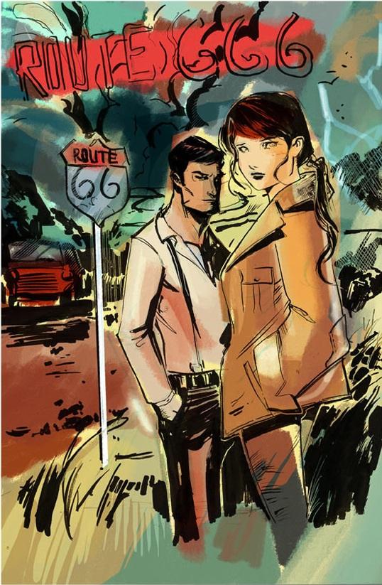 Route 666 Vol 1