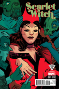 Scarlet Witch Vol 2 1 Fried Pie Variant