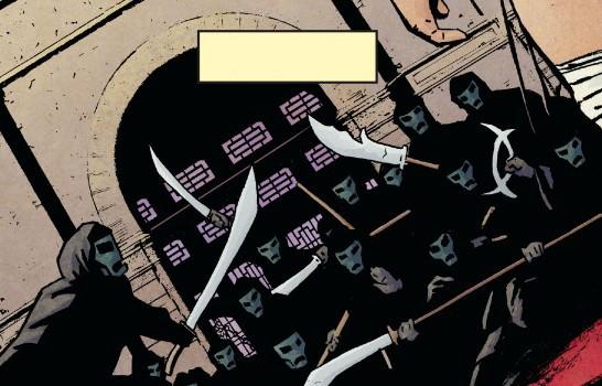 Shaolin Terror Priests (Earth-616)