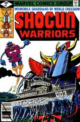 Shogun Warriors Vol 1 8