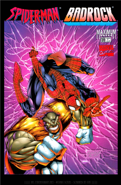 Spider-Man/Badrock Vol 1 1