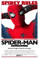 Spider-Man Homecoming poster 014