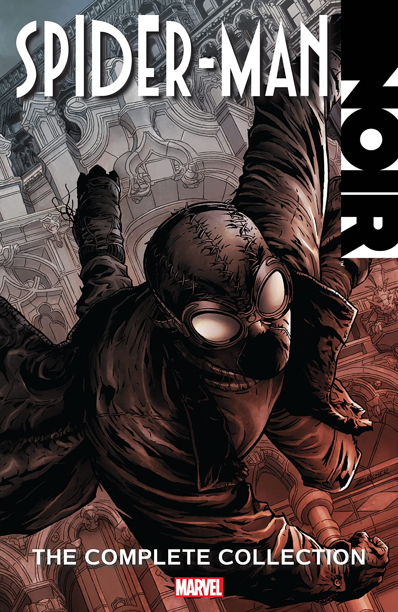 Spider-Man Noir: The Complete Collection Vol 1 1