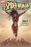Spider-Woman Origin Vol 1 1
