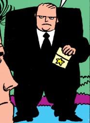 Steven Sure (Earth-616)