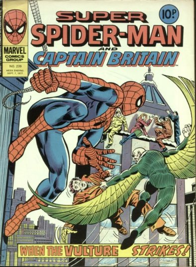 Super Spider-Man & Captain Britain Vol 1 239