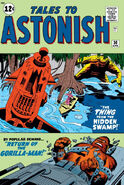 Tales to Astonish Vol 1 30