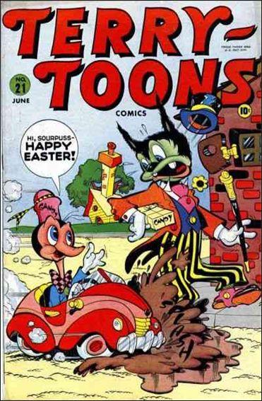 Terry-Toons Comics Vol 1 21