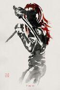 The Wolverine Poster Yukio