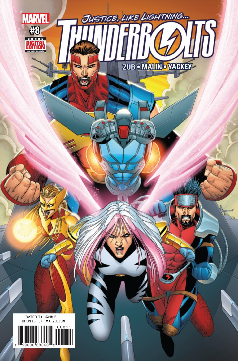 Thunderbolts Vol 3 8