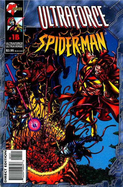 UltraForce/Spider-Man Vol 1 1B