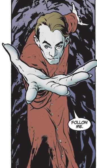 Wampyr (Earth-616)