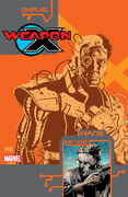 Weapon X The Draft - Kane Vol 1 1