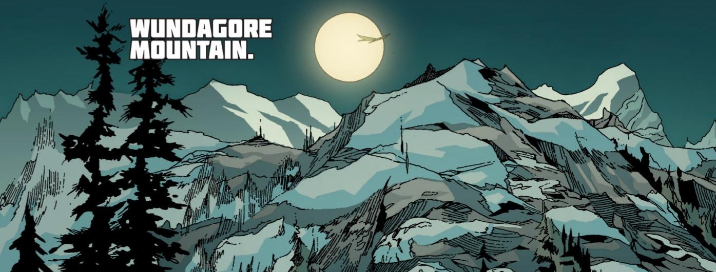 Wundagore Mountain