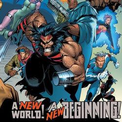 X-Men: Alpha Vol 1 1