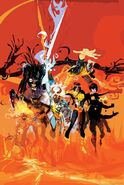X-Men Unlimited Vol 1 43 Textless