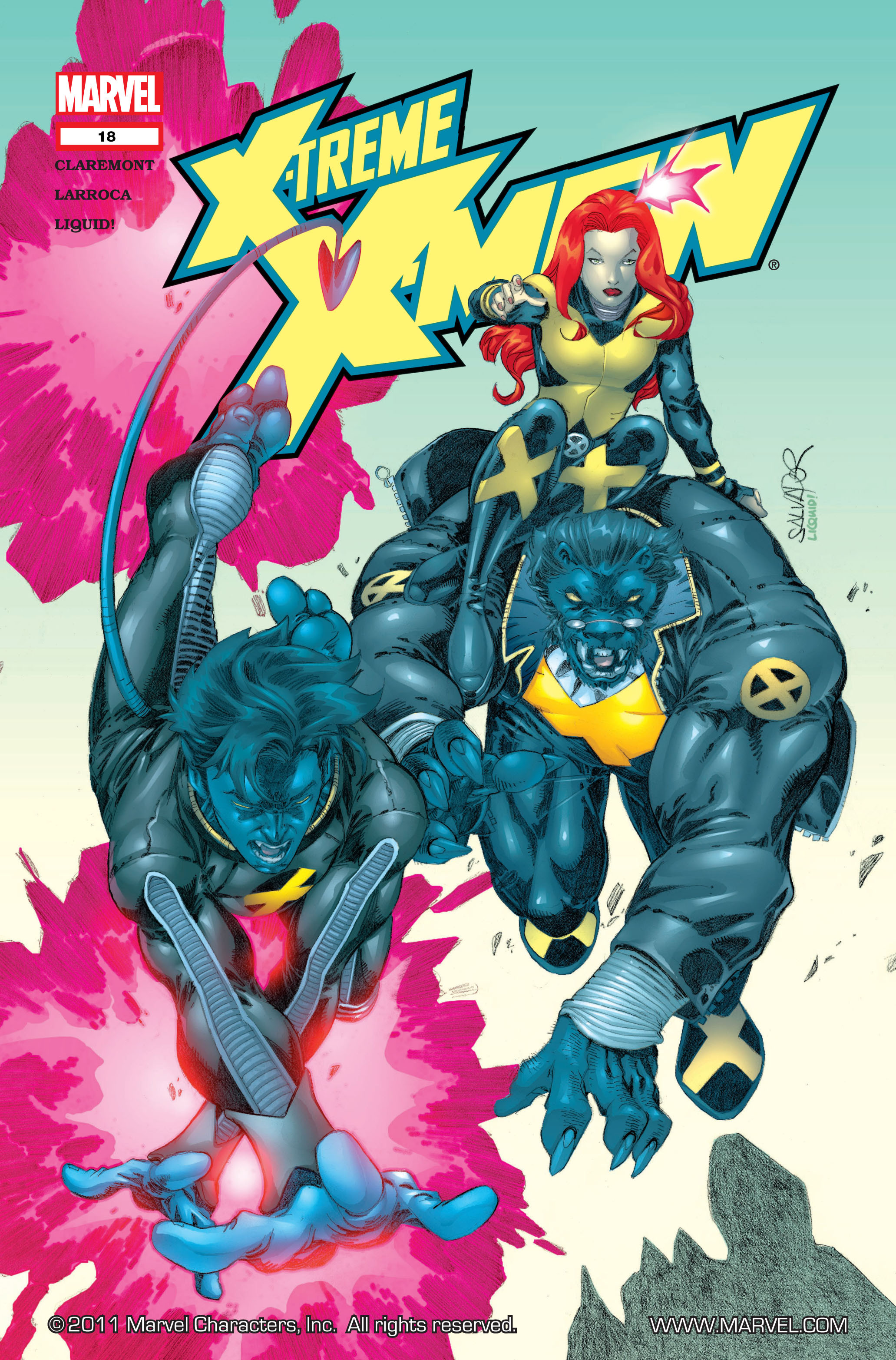 X-Treme X-Men Vol 1 18