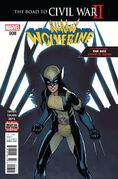 All-New Wolverine Vol 1 8