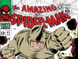 Amazing Spider-Man Vol 1 41