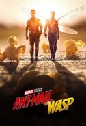 Ant-Man and the Wasp (film) poster 013