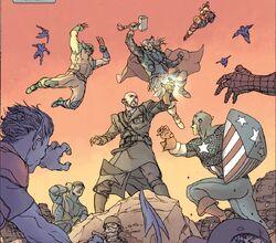 Avengers (Earth-98570) from Fantastic Four Vol 1 605.1 0001.jpg