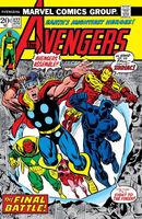 Avengers Vol 1 122