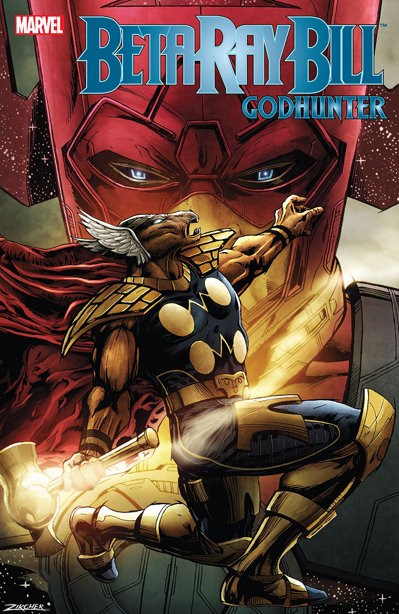 Beta Ray Bill: Godhunter TPB Vol 1 1