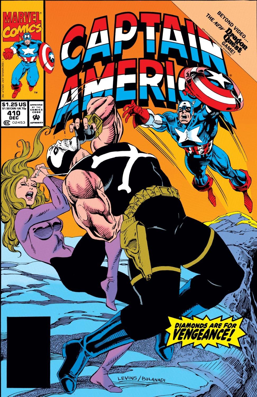 Captain America Vol 1 410