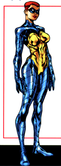 Christine Cord (Earth-616)
