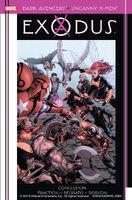 Dark Avengers Uncanny X-Men Exodus Vol 1 1