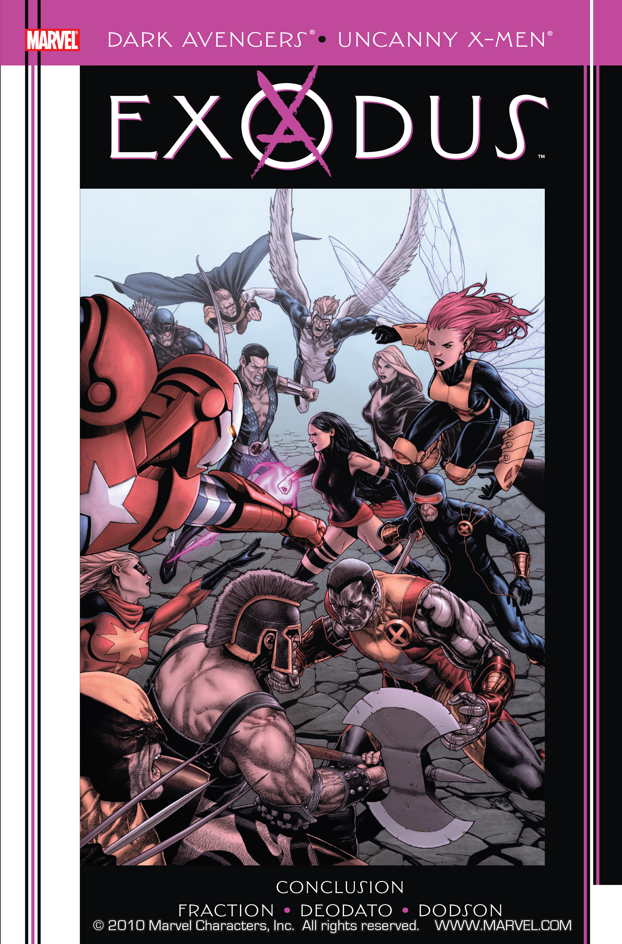 Dark Avengers / Uncanny X-Men: Exodus Vol 1 1