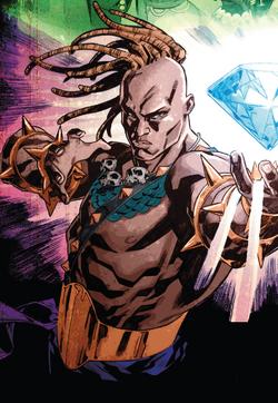 Erik Killraven (Warp World) (Earth-616) from Secret Warps Ghost Panther Annual Vol 1 1 001.png