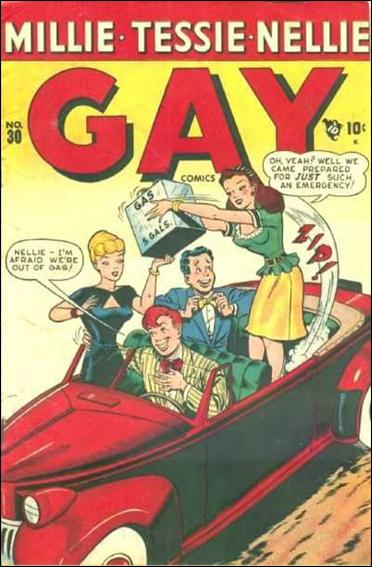 Gay Comics Vol 1 30