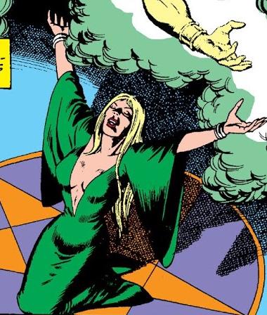 Gloria Hefford (Earth-616)