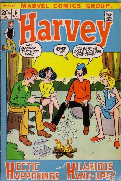 Harvey Vol 1 5